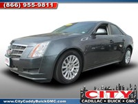 2010 Cadillac CTS Sedan NY U8088A