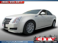 2010 Cadillac CTS Sedan NY U8087A