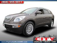 2008 Buick Enclave NY U7913A