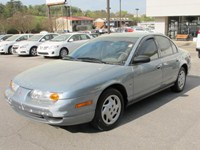 2002 Saturn SL AL 130589A
