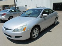 2003 Honda Accord Coupe AL 130280A