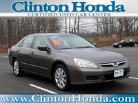 2007 Honda Accord Sedan New Jersey P7155C