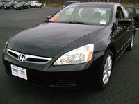 2006 Honda Accord Sedan New Jersey 120458A