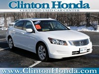 2008 Honda Accord Sedan New Jersey S131804A