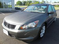 2008 Honda Accord Sedan New Jersey 130184A