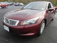 2010 Honda Accord Sedan New Jersey P7086