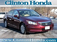 2011 Honda Accord Sedan New Jersey P7205