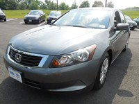 2010 Honda Accord Sedan New Jersey P7081