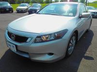 2010 Honda Accord Coupe New Jersey P7106