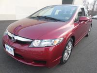 2010 Honda Civic Sedan New Jersey S130908A
