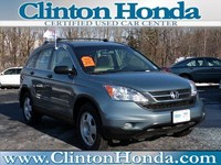2011 Honda CR-V New Jersey P7202