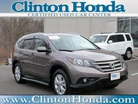 2012 Honda CR-V New Jersey S140414A