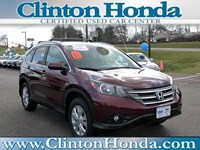 2012 Honda CR-V New Jersey P7199