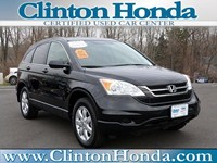 2011 Honda CR-V New Jersey 140324A