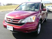 2011 Honda CR-V New Jersey 130100A