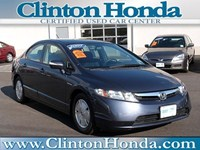 2007 Honda Civic Hybrid New Jersey P7198
