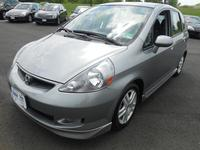 2008 Honda Fit New Jersey S131074B