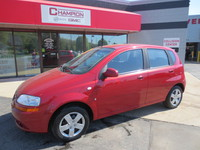 2007 Chevrolet Aveo MI  PB5515