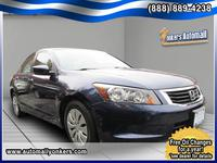 2010 Honda Accord Sedan Westchester County NY 157272YA
