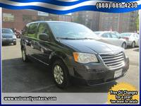 2010 Chrysler Town & Country NY Y5704
