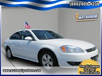 2011 Chevrolet Impala Queens Y5572