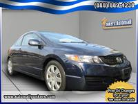 2010 Honda Civic Coupe Westchester County NY 518525YA