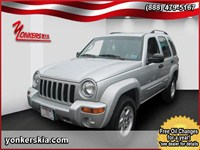 2002 Jeep Liberty New York 234446YK