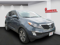 2012 Kia Sportage  U01174