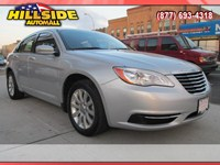 2012 Chrysler 200 NY New York 120151