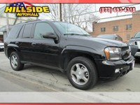 2009 Chevrolet TrailBlazer NY New York 101138