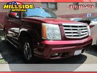 2003 Cadillac Escalade NY New York 1035c
