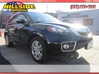 2010 Acura RDX NY New York 005302