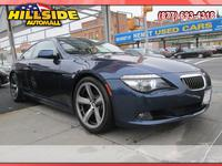 2008 BMW 6 Series NY New York V91390