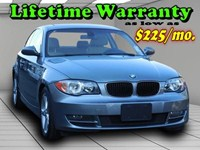 2009 BMW 1 Series Bronx 6298