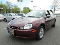 2002 Dodge Neon Long Island 2d50402