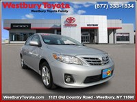 2013 Toyota Corolla Long Island DC940443