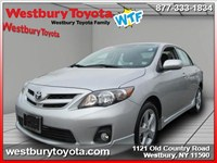 2012 Toyota Corolla Long Island cc780597