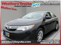 2013 Toyota Camry Long Island du212043