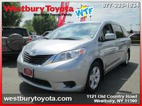 2012 Toyota Sienna Long Island CS186214