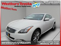 2011 Infiniti G37 Coupe Long Island bm260374