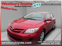 2011 Toyota Corolla Long Island bj091667