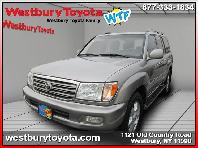 2003 Toyota Land Cruiser Long Island 32038991