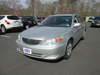 2004 Toyota Camry NJ 4U854388