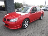2006 Subaru Impreza Sedan NJ 6G515795