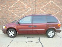 2001 Dodge Caravan Michigan 22722