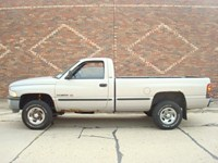 1998 Dodge Ram 1500 Michigan 22724