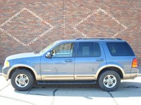 2002 Ford Explorer Michigan 22235