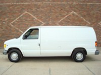 2000 Ford Econoline Cargo Van Michigan 22413
