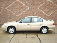 2001 Chevrolet Malibu Michigan 22719