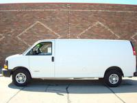 2003 Chevrolet Express Cargo Van Michigan 22046